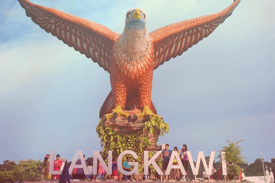 Tempat menarik di Langkawi