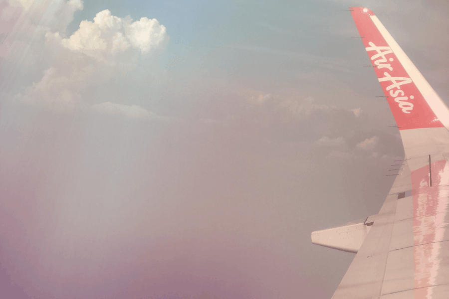Cara check in Air Asia