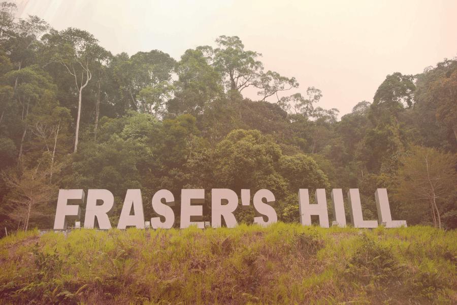 Bukit Fraser (Fraser's Hill)