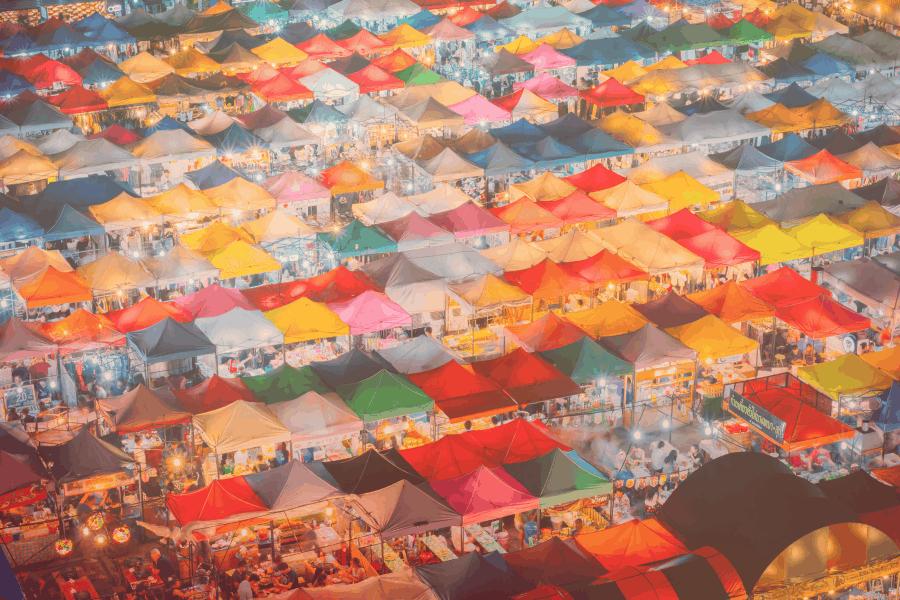Pasar Malam, tempat menarik di Langkawi