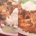Nasi lemak Village Park Uptown Damansara Utama
