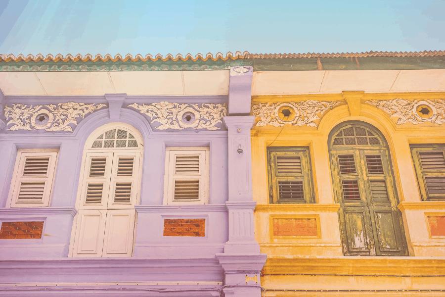 Rumah peranakan Pulau Pinang