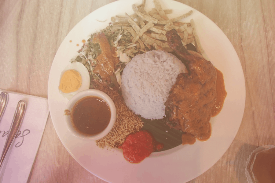 Restoran Serai Paradigm Mall Kelana Jaya