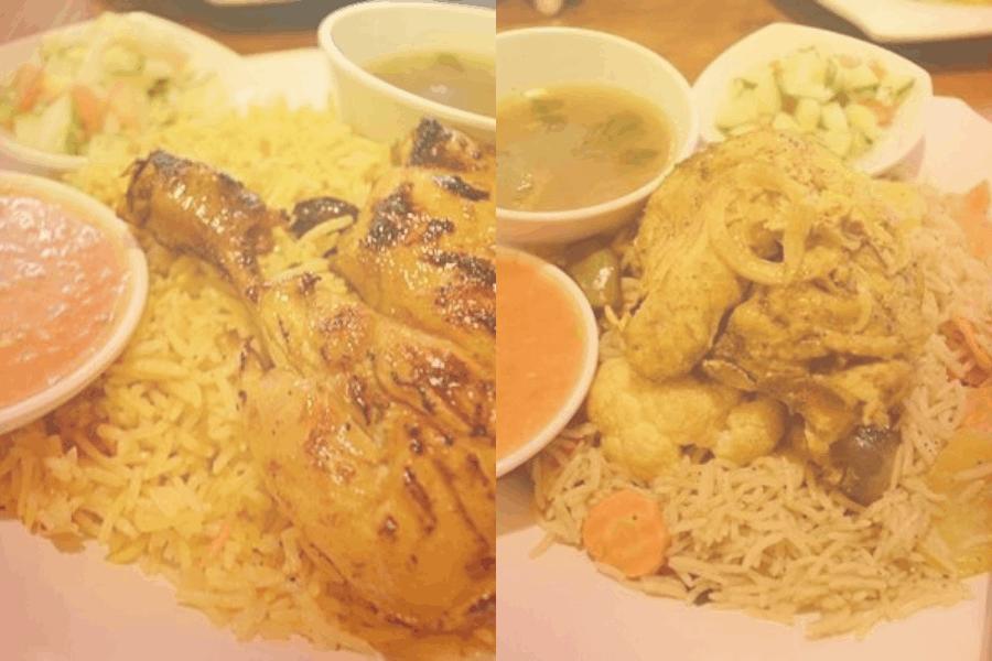 Restoran Aroma Hijrah (Nasi Arab Shah Alam)