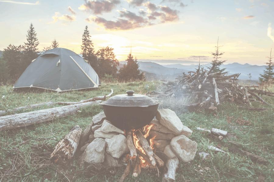 Tempat camping di Selangor