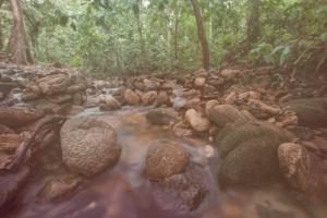 Air terjun di Selangor