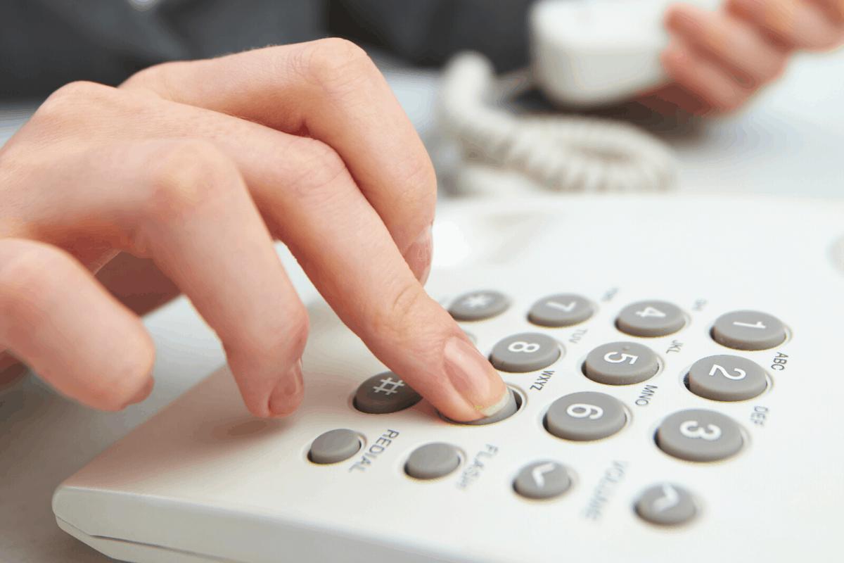 Cara tukar nombor telefon KWSP